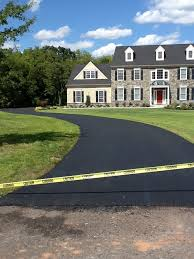 Seal Coating Service | Drive Way & Parking Lots